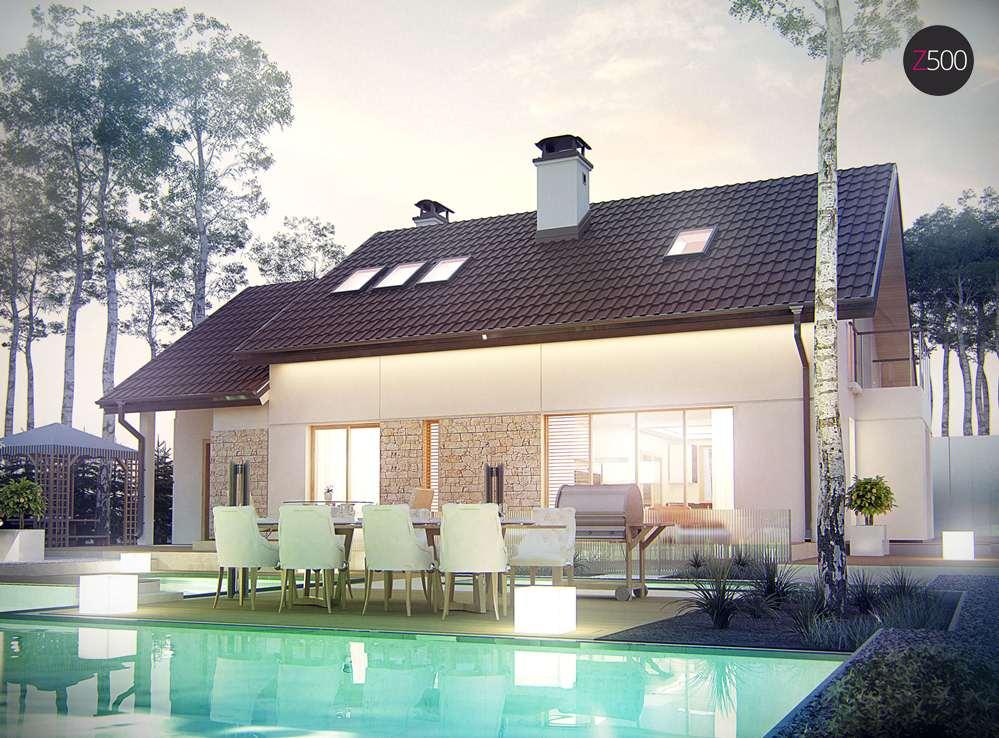 проект дома z318