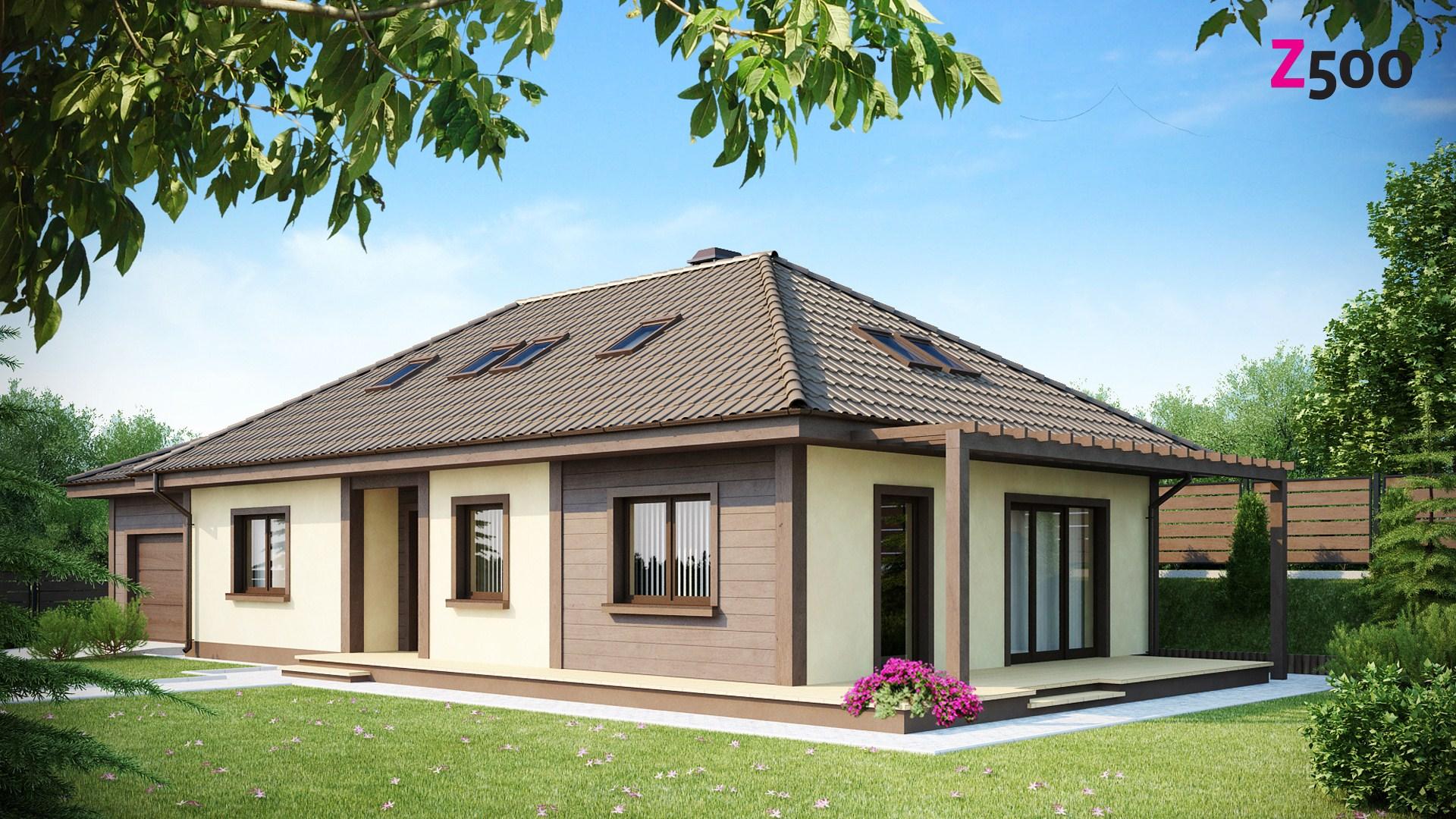 проект дома z90