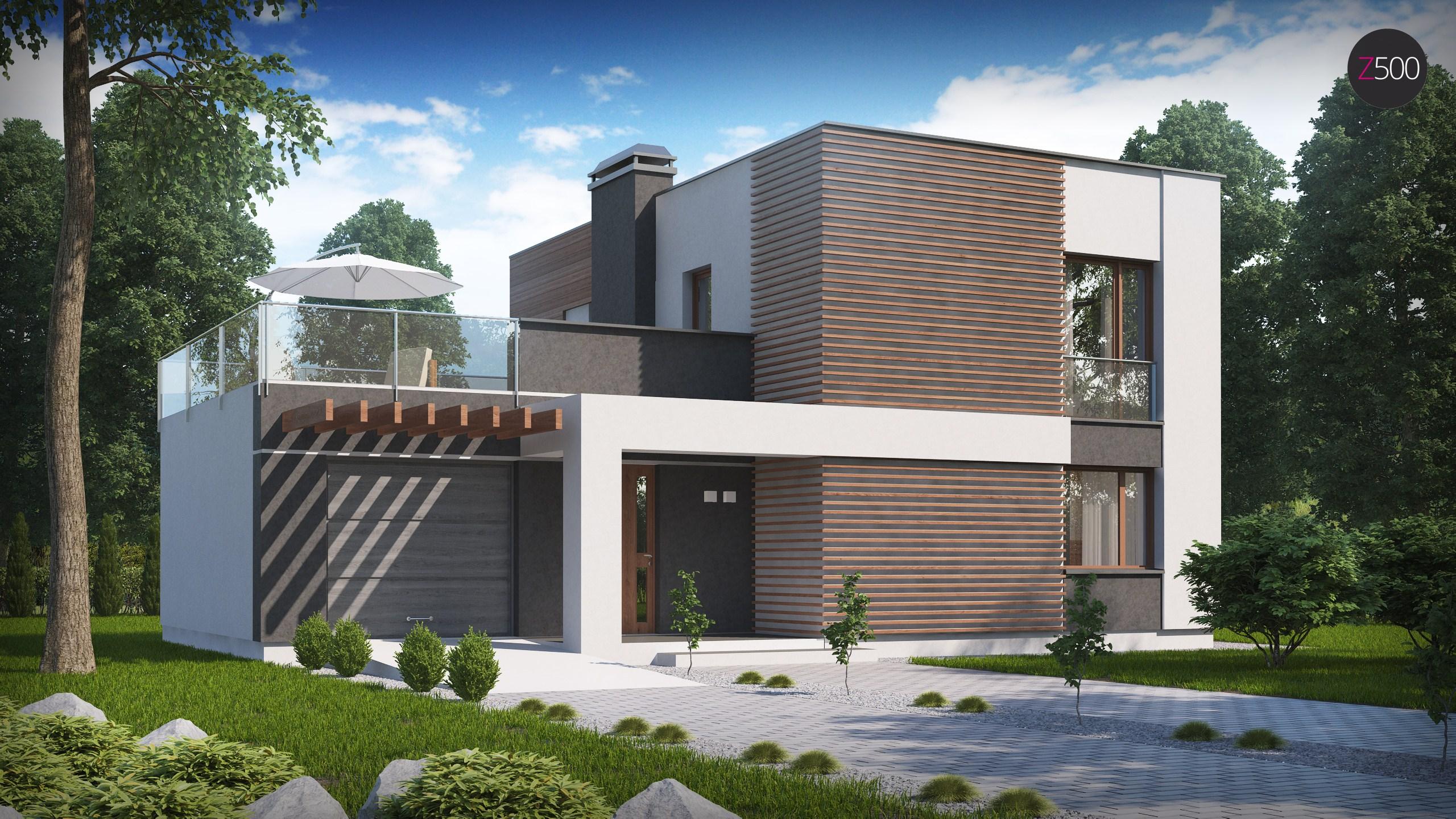 проект дома Zx41_v1