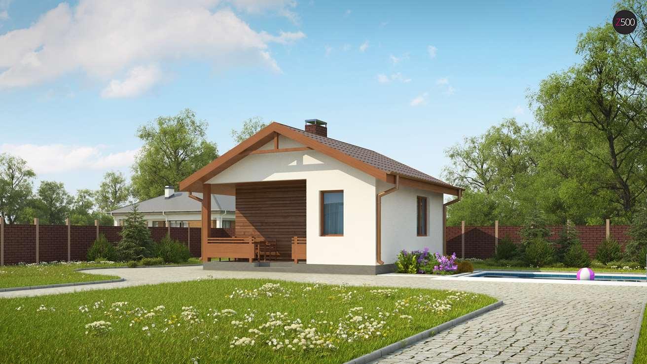 проект дома Zp2