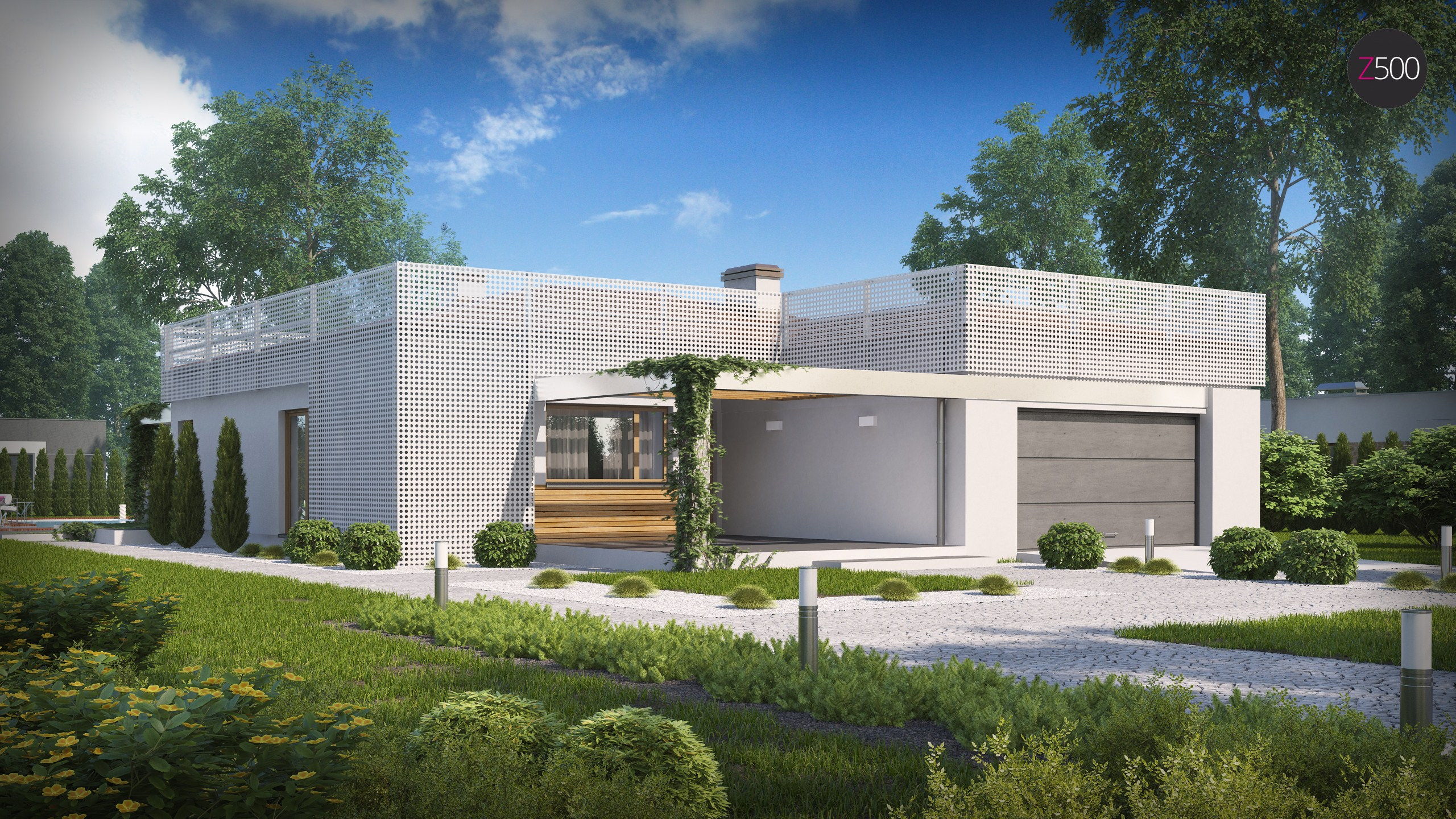 проект дома Zx100_v1
