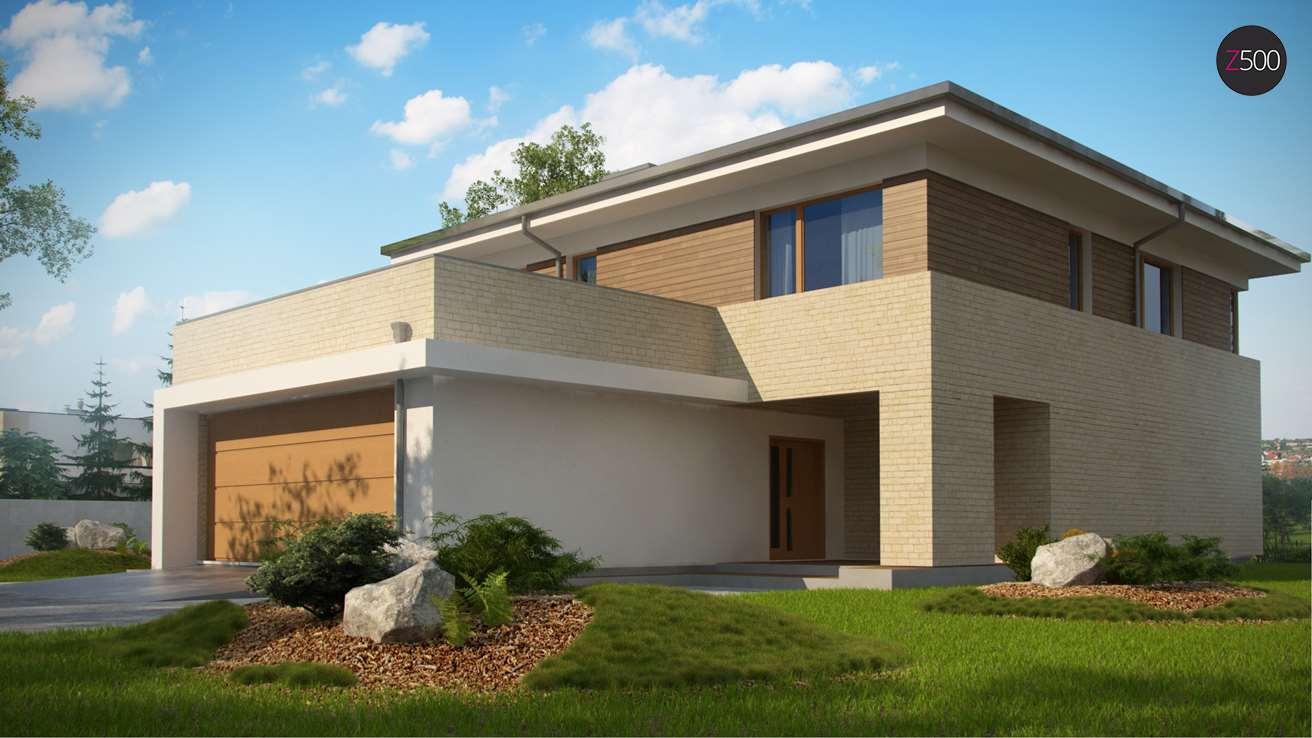 проект дома Zx112