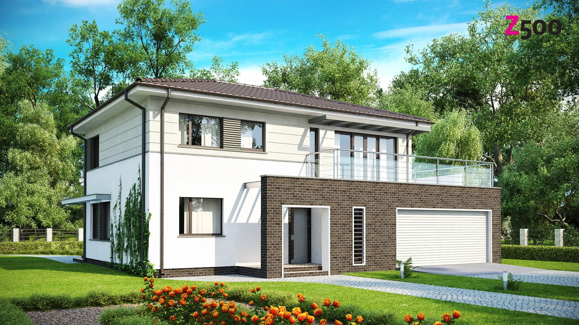 проект дома Zx26