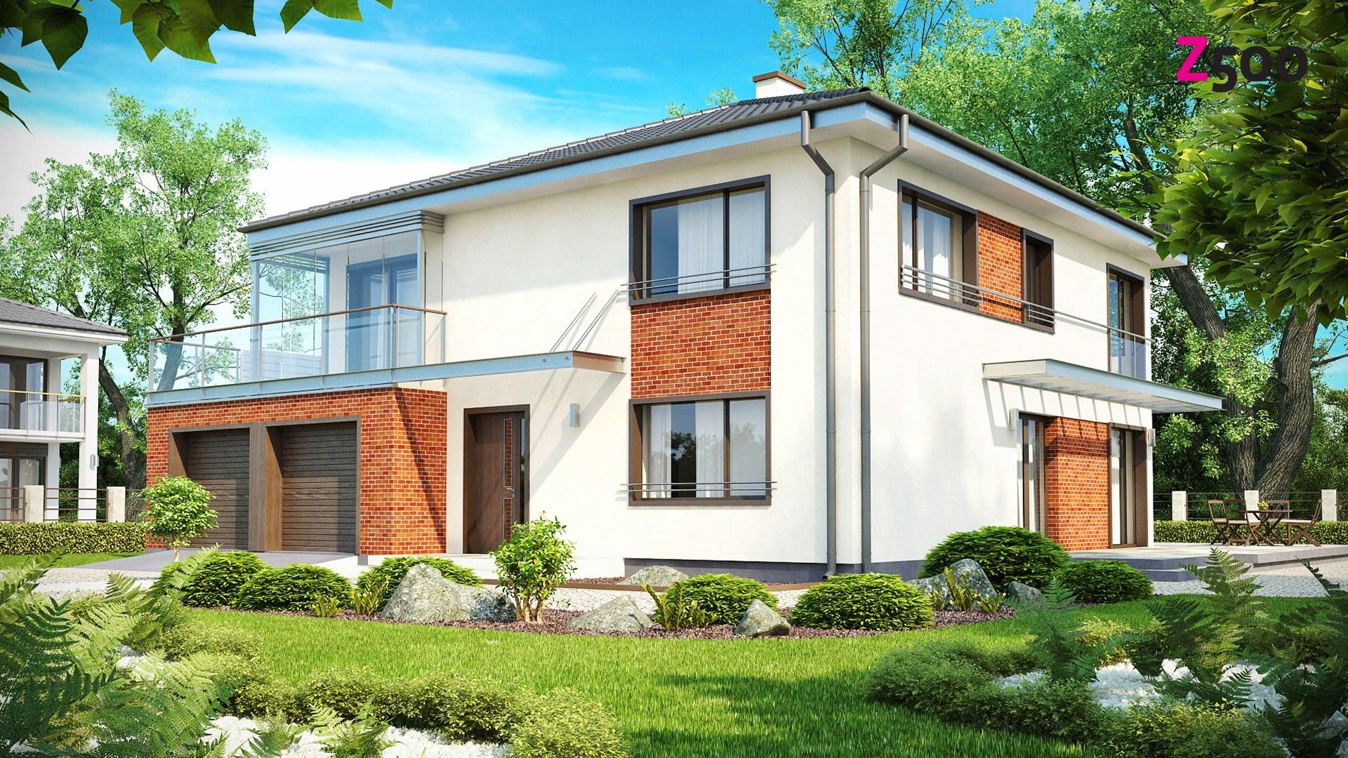 проект дома Zx30