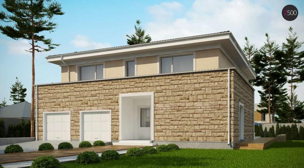 проект дома Zx66