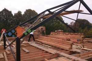 как долго строить дом