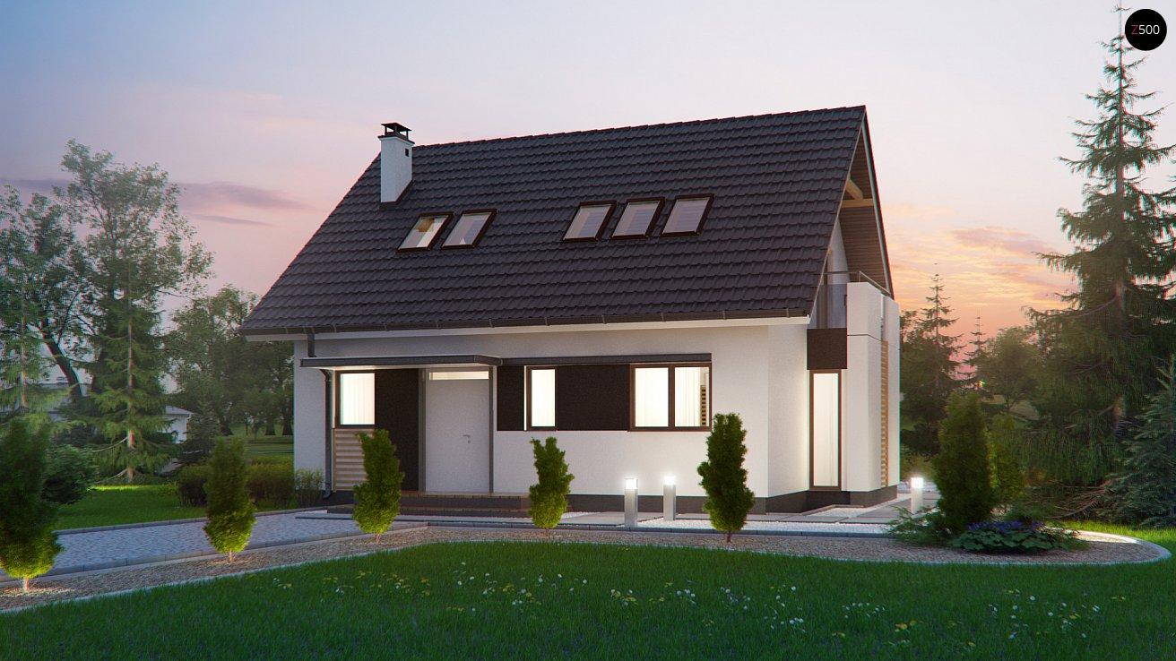 проект дома z304