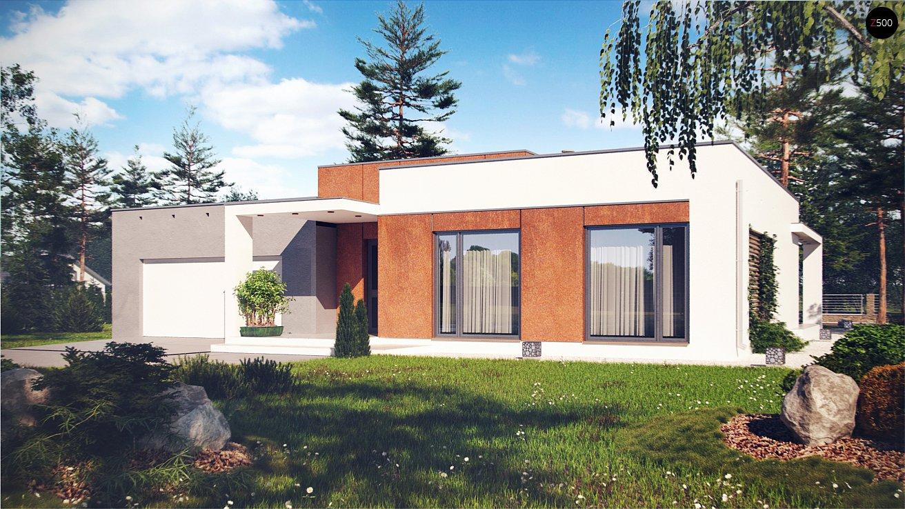проект дома Zx104
