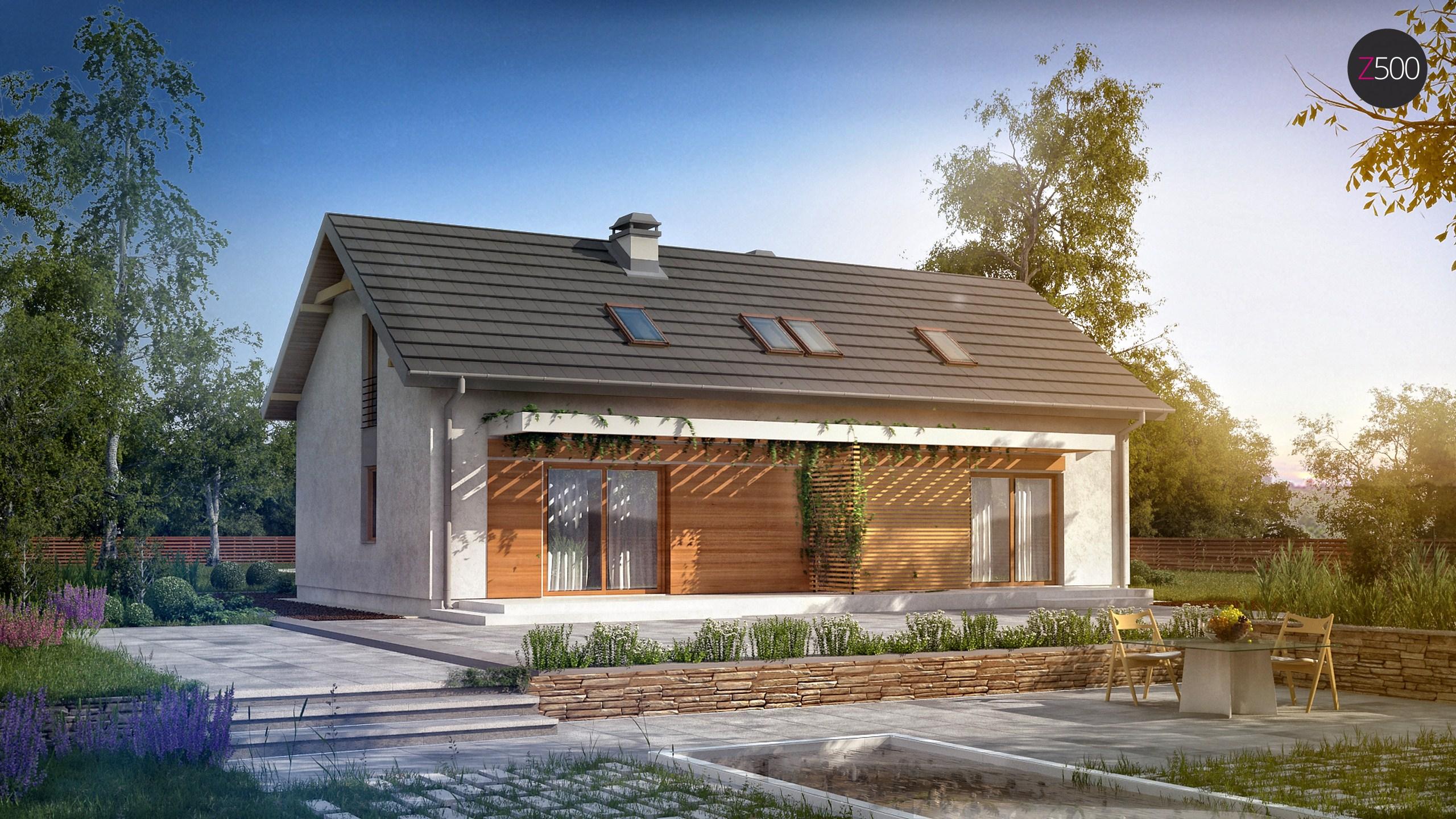проект дома z187