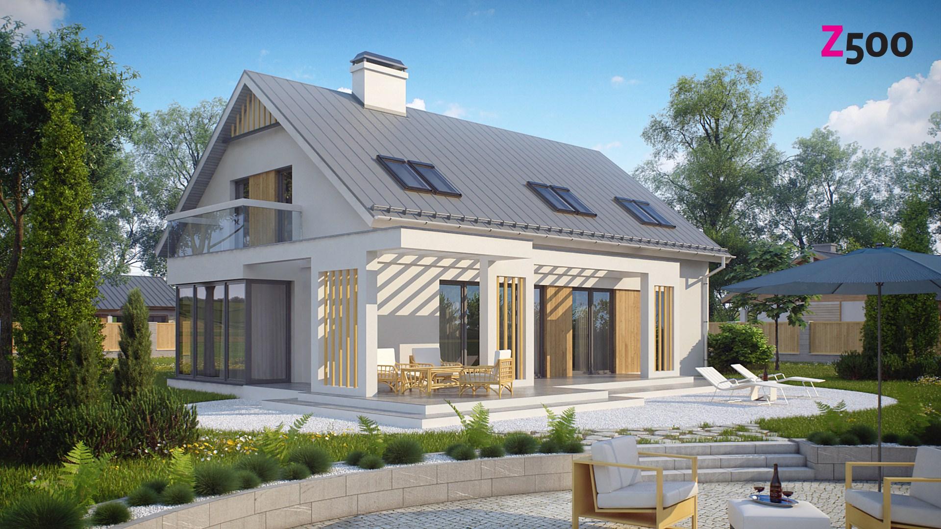 проект дома z235