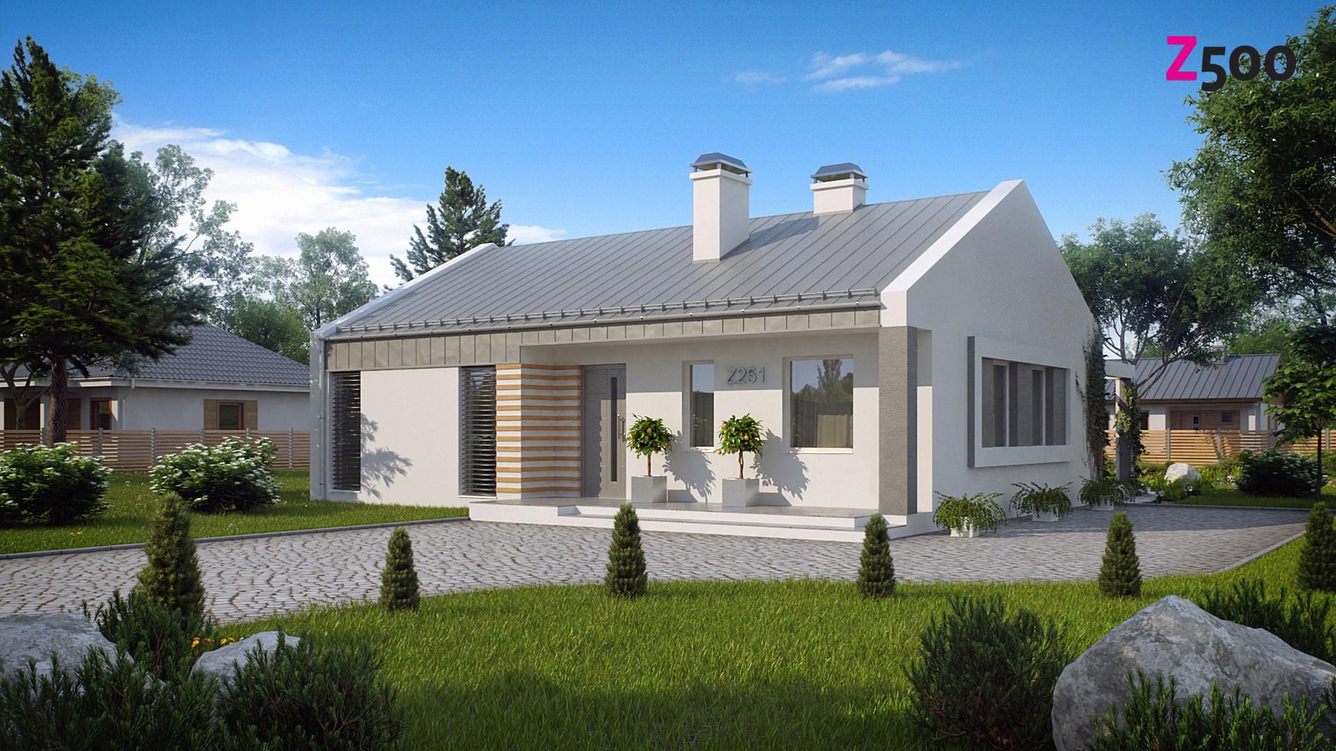проект дома z251