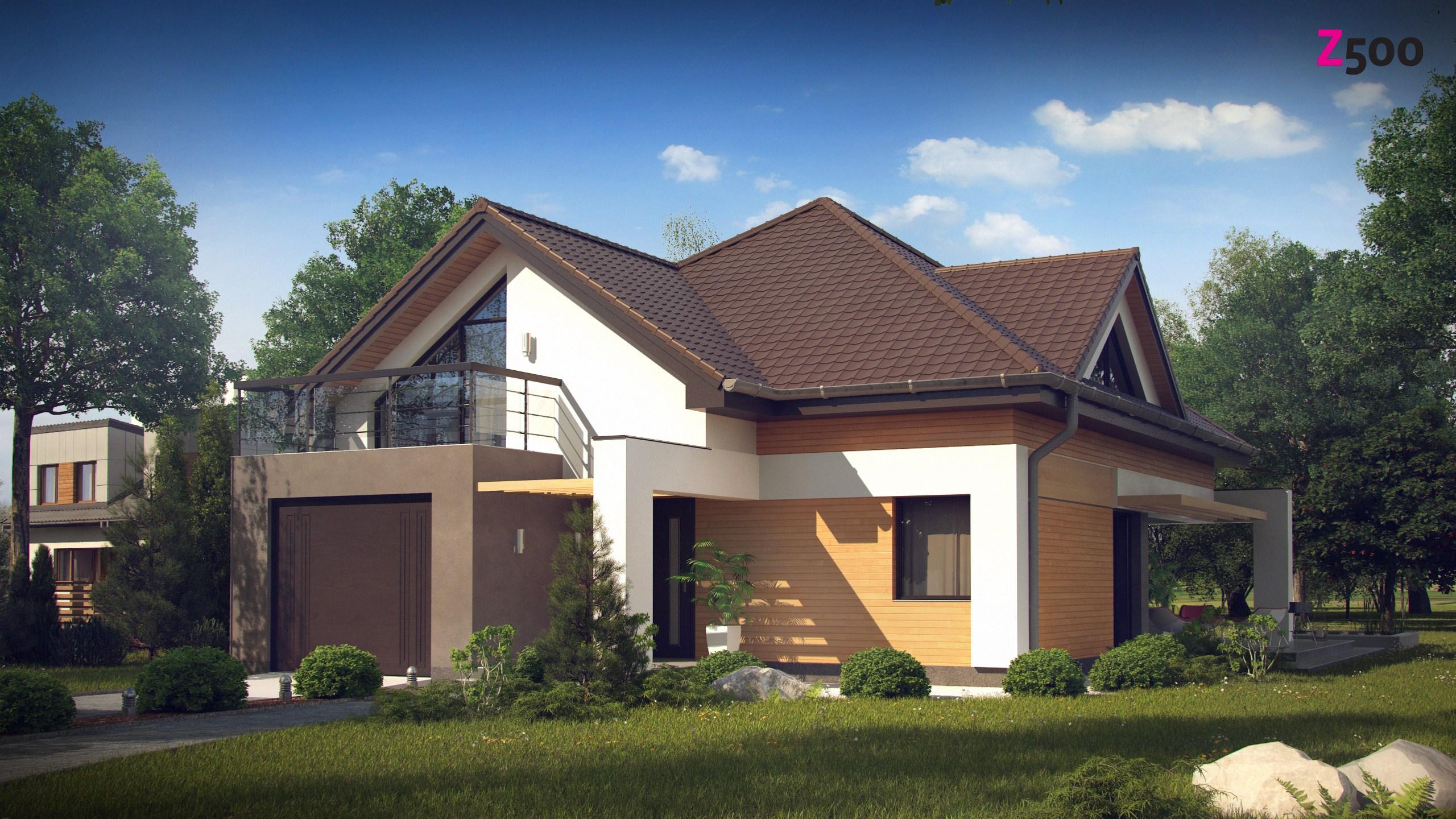 проект дома z288