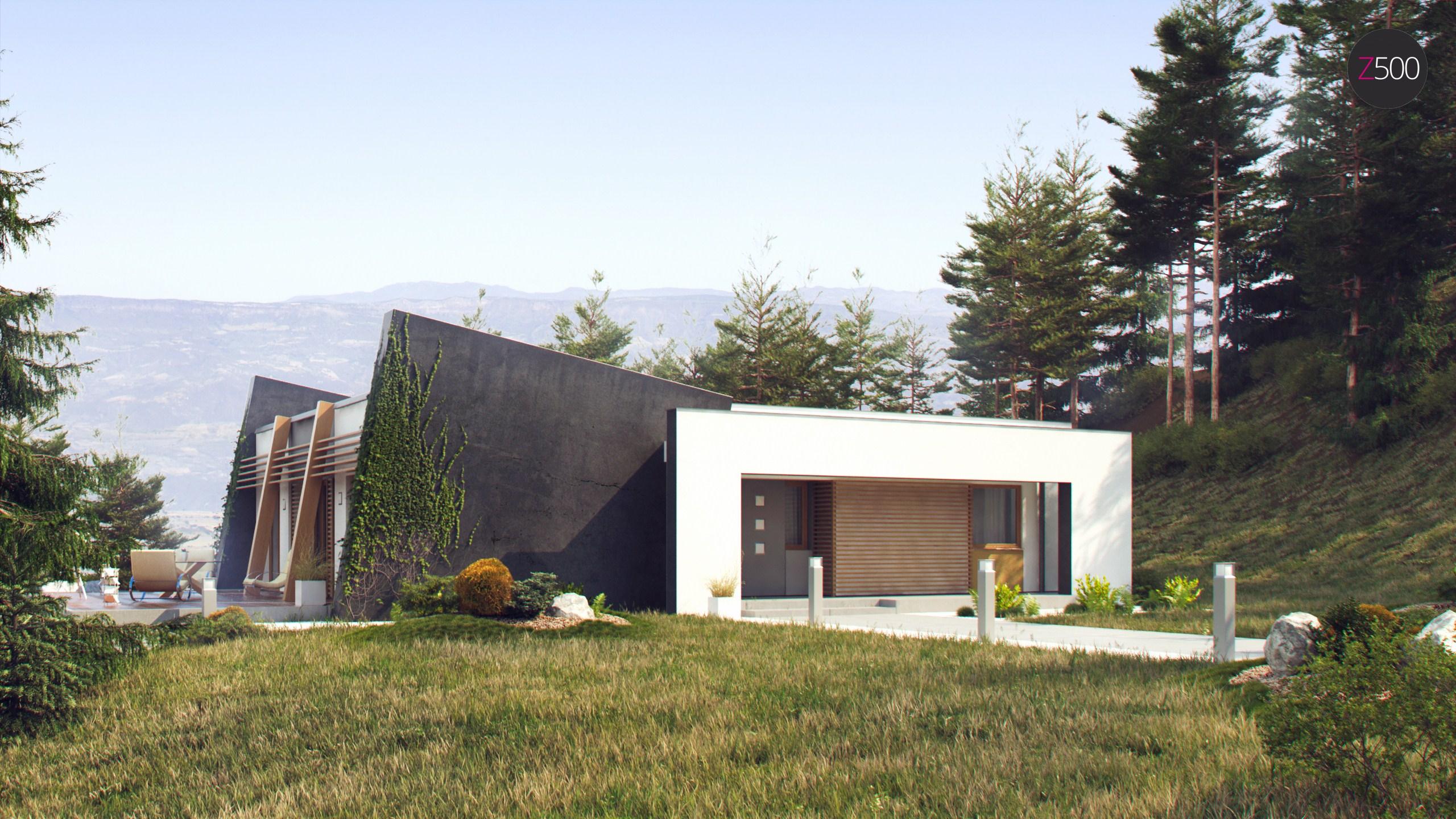 проект дома Zx106