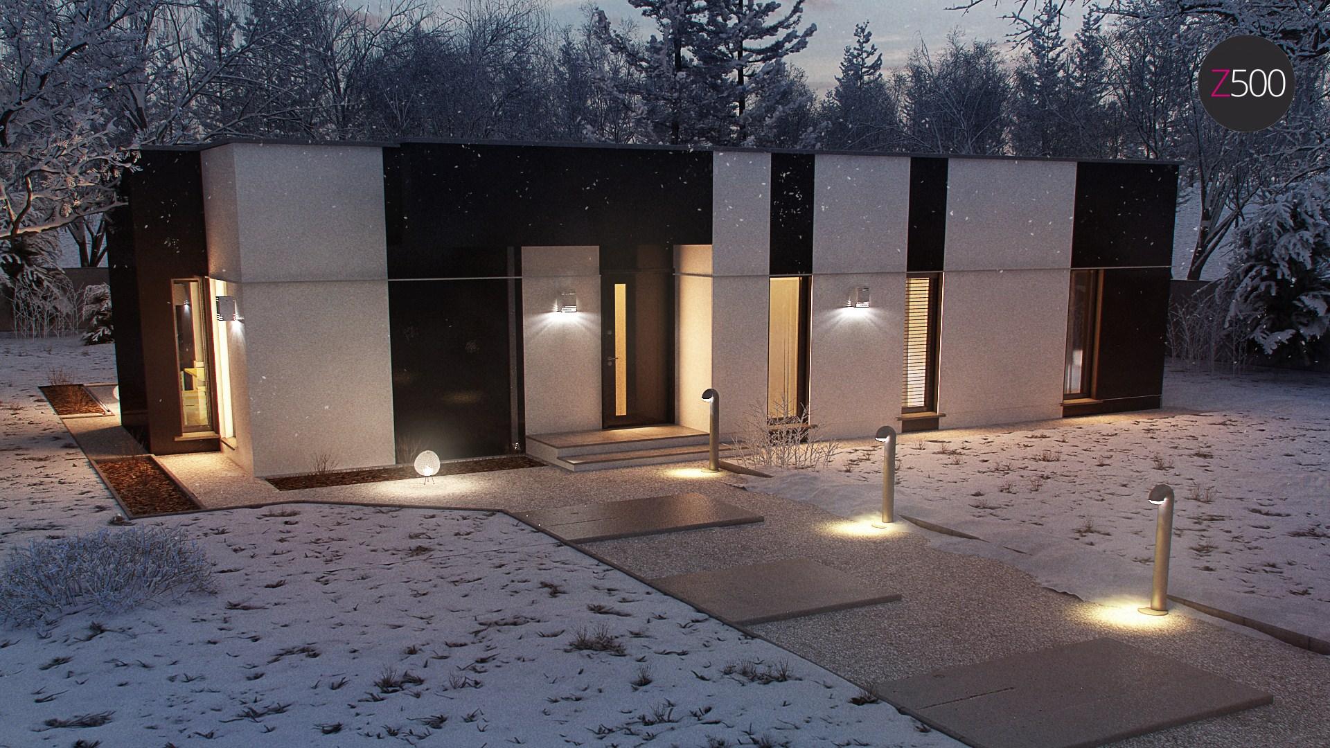проект дома Zx116