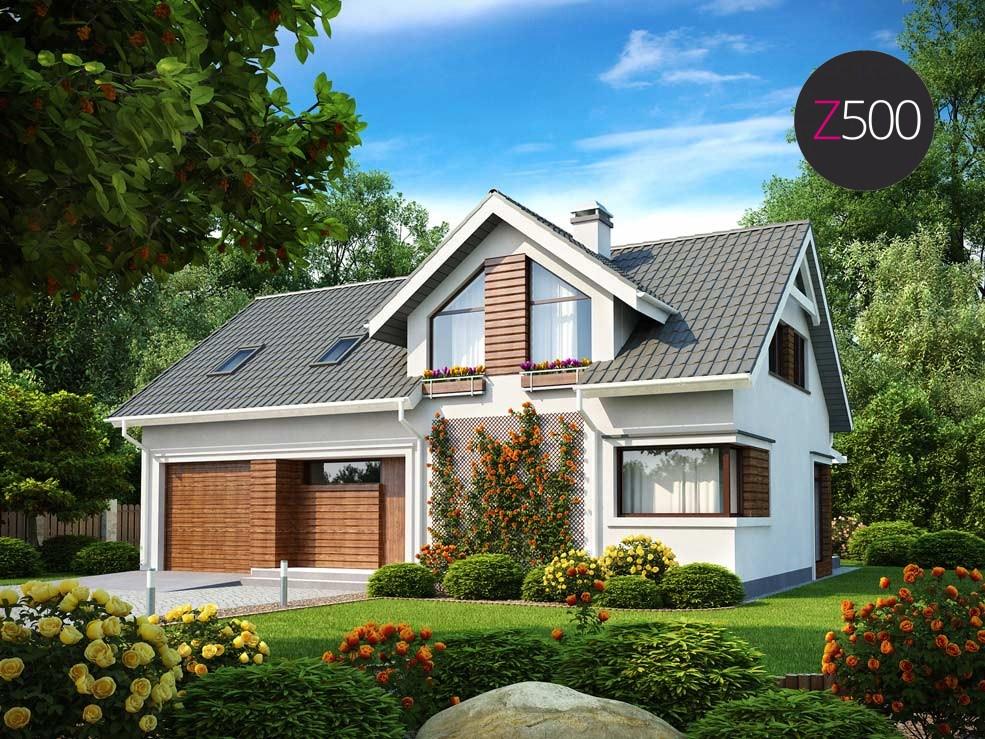 проект дома Z122_v2
