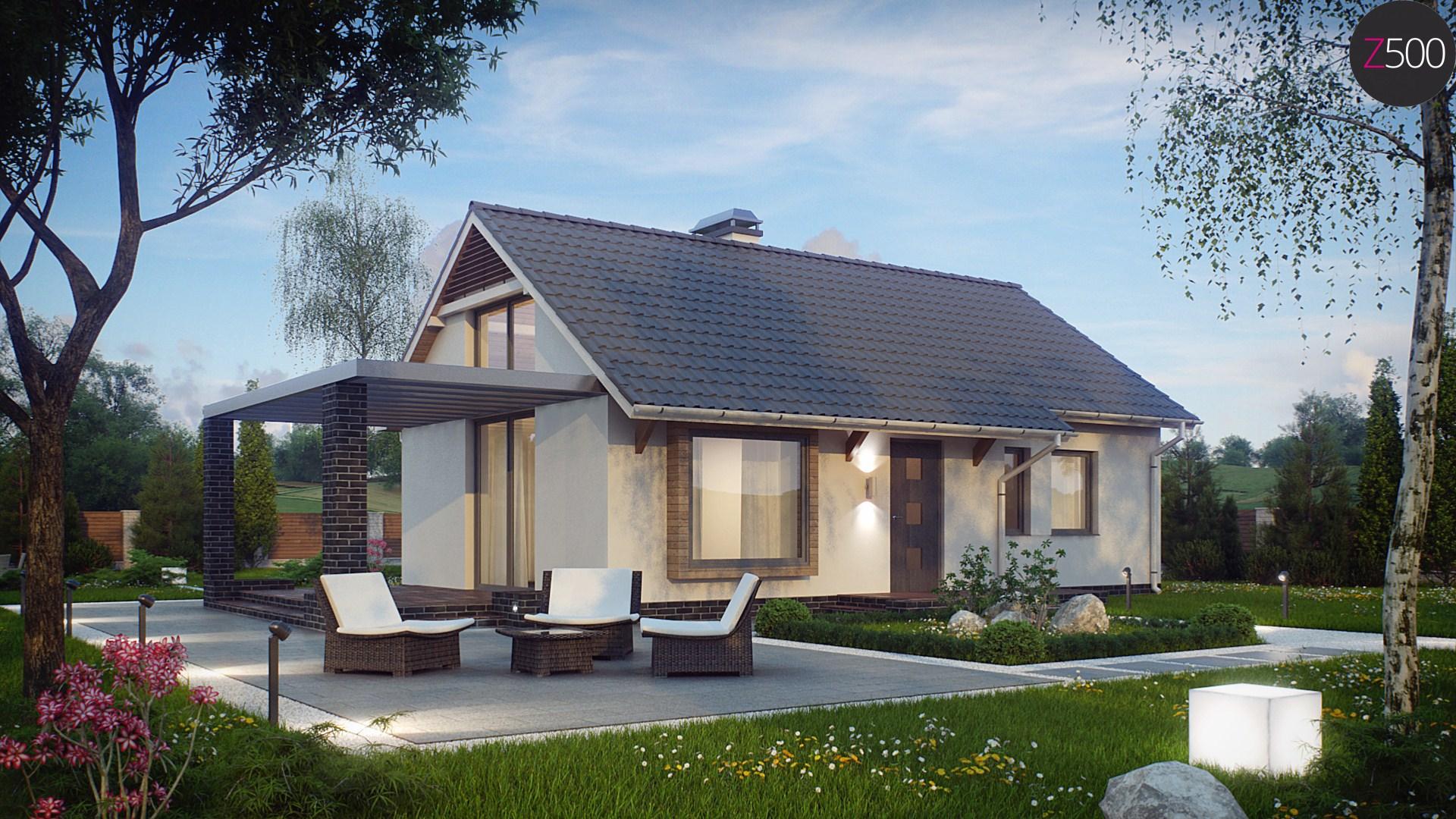 проект дома Z139_v2