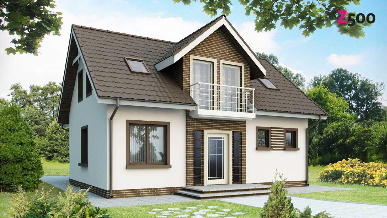 проект дома Z13