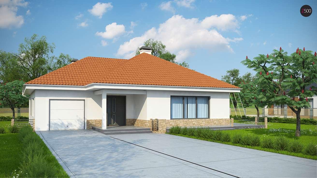 проект дома Z141_GL