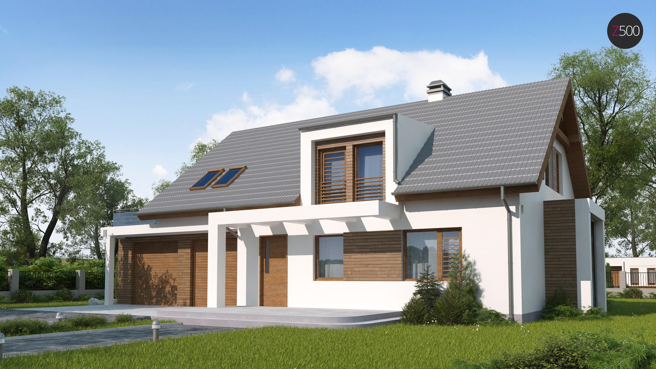 проект дома Z236_GL2