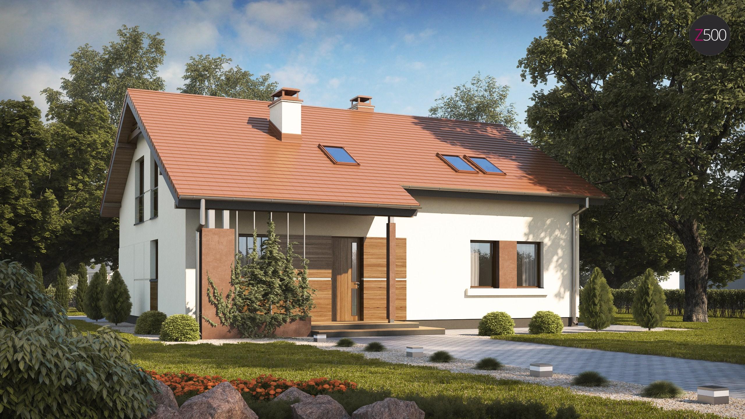 проект дома Z261_v1