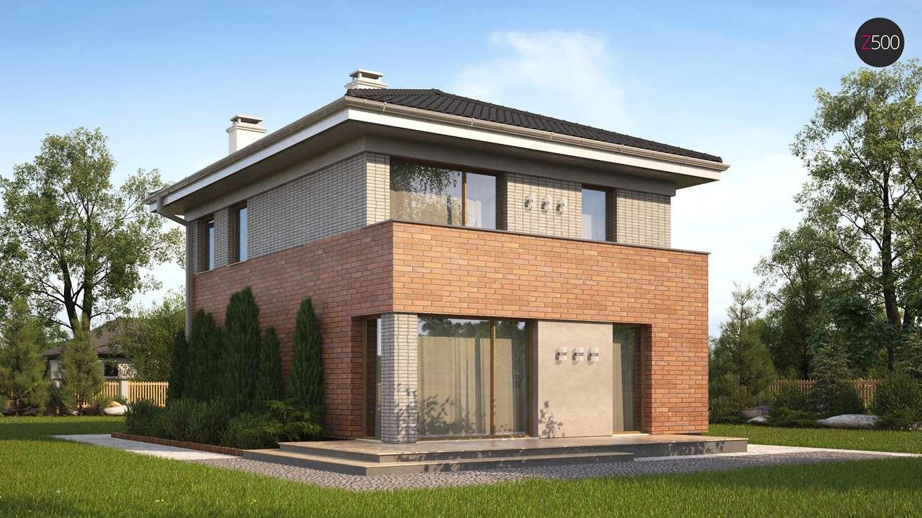 проект дома Z295_k