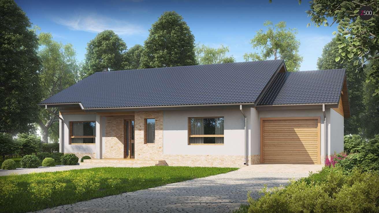проект дома Z41_GP