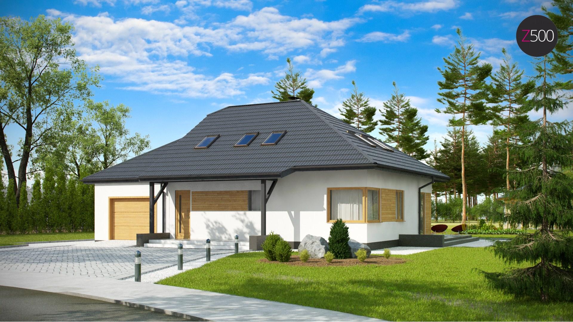 проект дома Z56_A