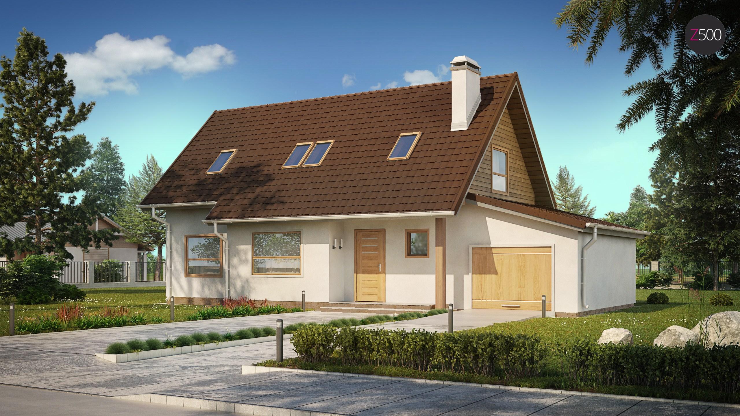 проект дома Z79_GP