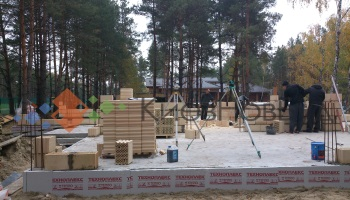 технология строительство домов под ключ