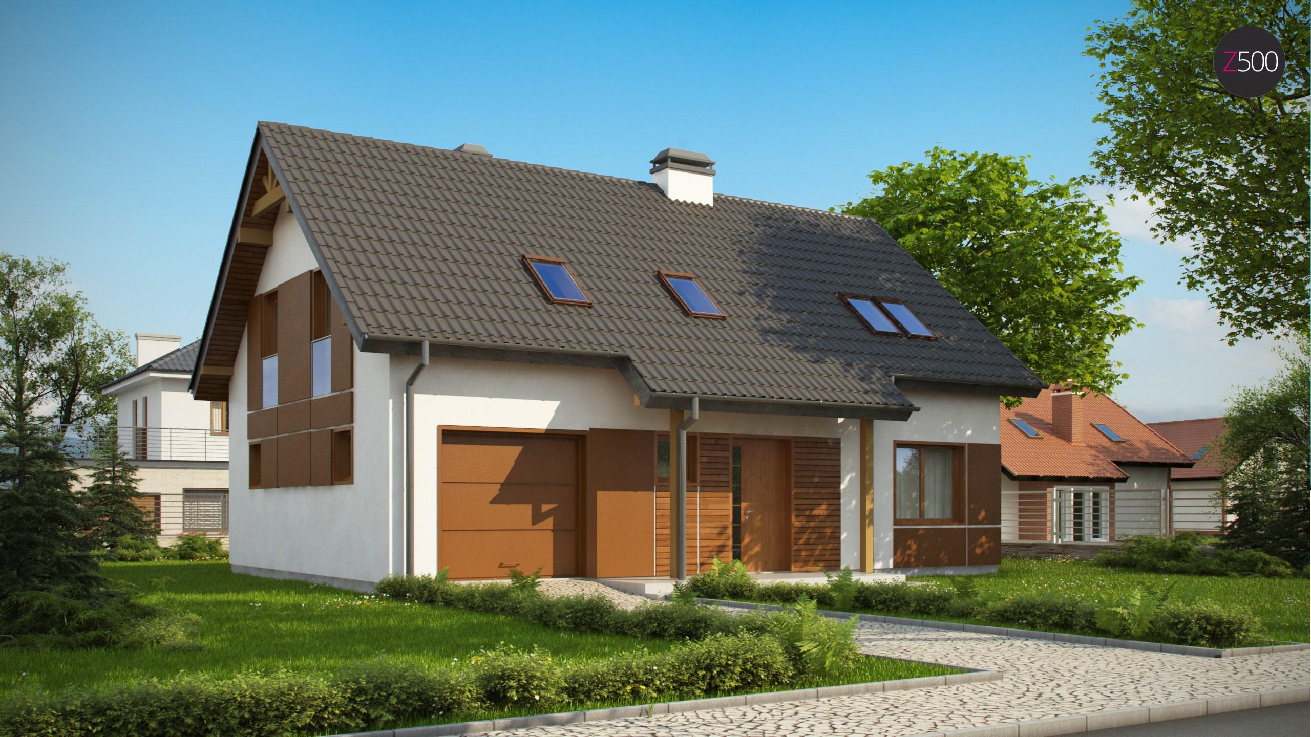 проект дома Z178_a
