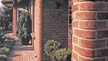 як побудувати будинок з цегли