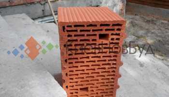 кладка керамічних блоків