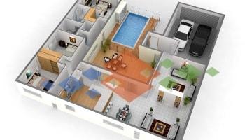 варіанти планування будинку