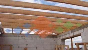 дерев'яні міжповерхові перекриття