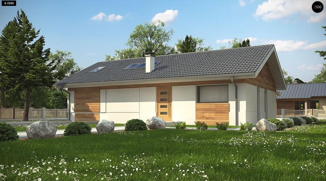 проект дома Z338