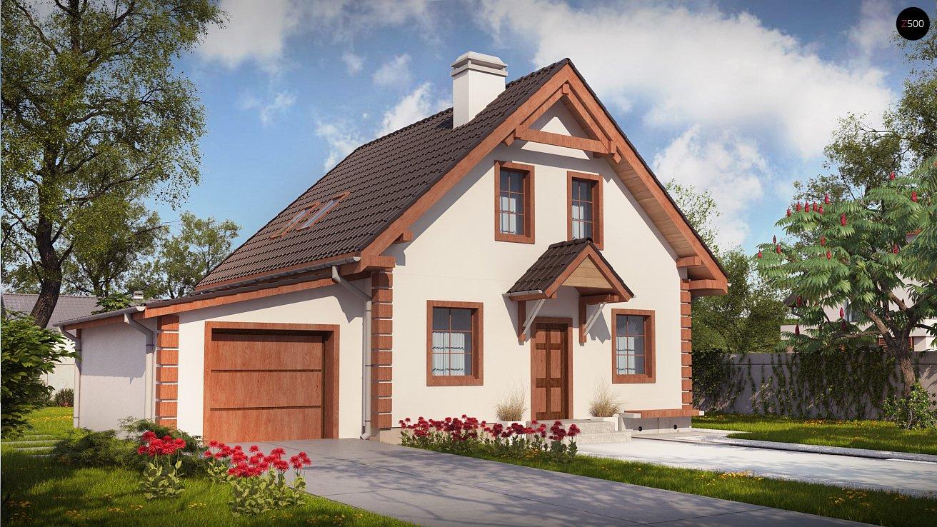 Проект дома Z1GL