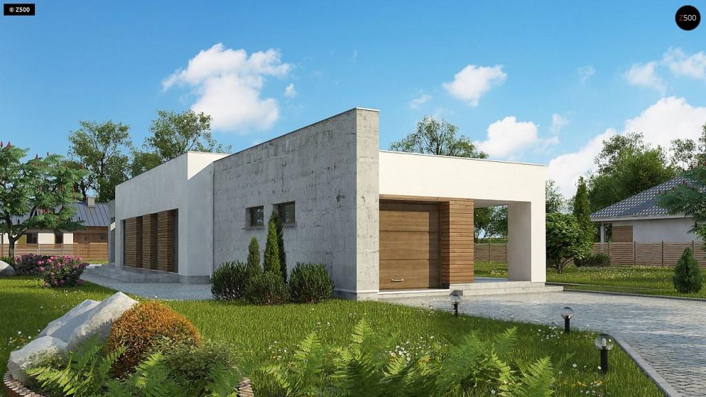 проект дома Zx129