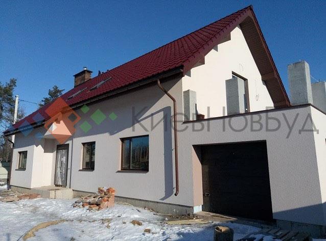 Дом 260 м2 с. Новое
