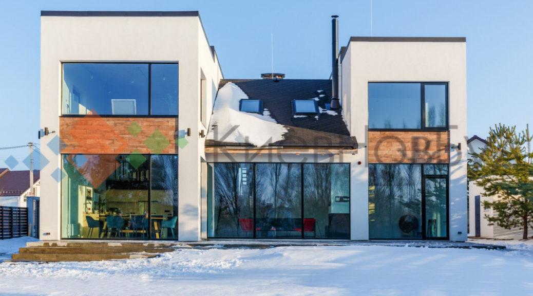 Дом 210 м2 в с. Иванковичи
