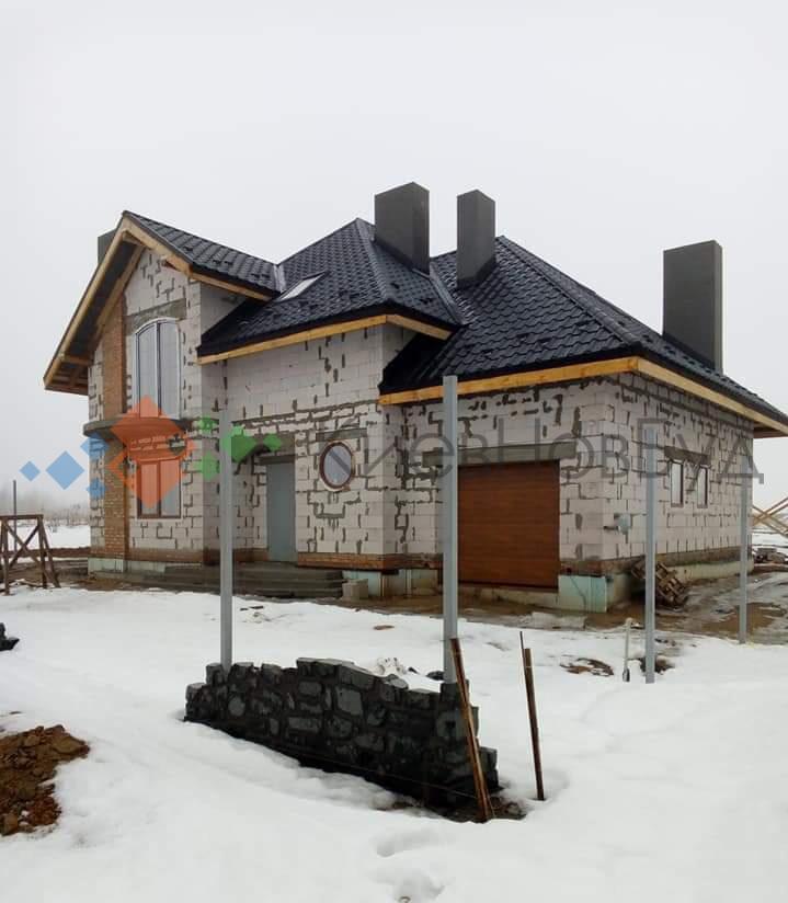 Дом 230 м2 с. Софиевская Борщаговка