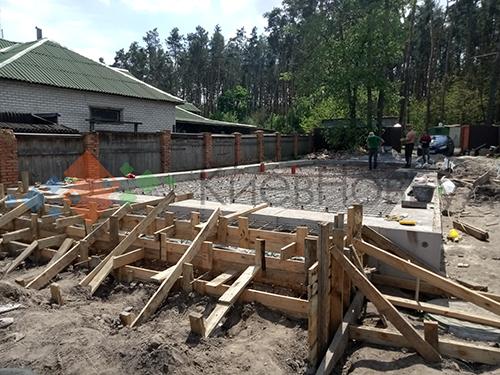строительство дома 2020